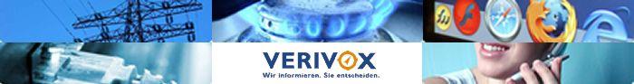 Verivox - Wir informieren. Sie entscheiden - Strom | Gas | Telefon | DSL | Internet